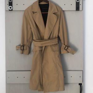 Zara Trench Coat, Size Small